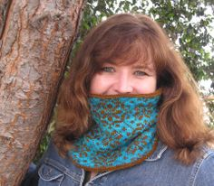 Sunset Cat Designs -  - Byzantine Cowl