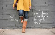 Free Boot Cuff Patterns - these to mom when she gets here this coming weekend! She will have them made in no time :)