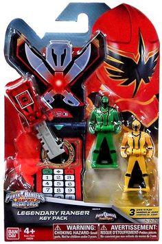 Mystic Force Ranger Key Pack A