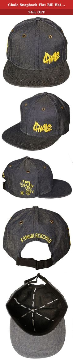 Chale Snapback Flat Bill Hat Hip Hop Trucker Cap Ball Cap Unisex Adjustable Blue and Yellow. [Specifications]: Product Name : CHALE Snapback Hat Condition :Brand New Brand :Chale Material : 50% Cotton and 50% Wool Size :54-58cm(approximately 21inch to 22.8inch) 7 Available Colors :Pink,Orange,Grey, Denim Blue &Yellow, Denim Blue &Grey, Red&Green,Armygreen Style :Casual outgoing/Daily wear Packing List : 1* Snapback Hat [Service] After receiving the item, if you have any issue or question...