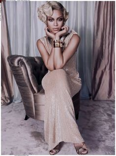 The Magnetic Beyonce Knowle - Vogue Photo Shoot : Global Celebrities Vogue Photo, Vogue Us, Blue Ivy, Kelly Rowland, Rihanna, Divas, Old Hollywood Glam, Hollywood Fashion, Hollywood Celebrities