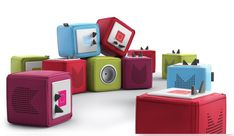 Toniebox Check more at https://red-dot-21.com/p/design-products/consumer-electronics/audio/toniebox/