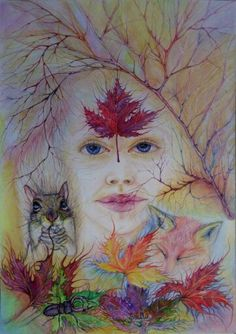 Ősz My Drawings, Painting, Paintings, Draw, Drawings
