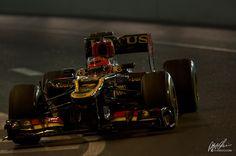 Kimi, Qualifying, Monaco Grand Prix