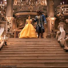 Belle and the Beast, Disney's Beauty and the Beast (2017)