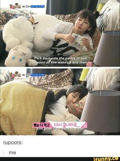 Park Bom = Me. #2NE1