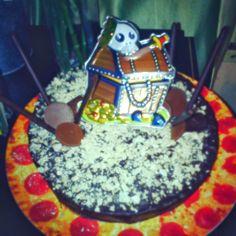 Tarta Pirata.