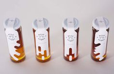 Wild Honey Honey Packaging 2