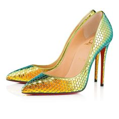9c9bae6630f0 Christian Louboutin United States Official Online Boutique - Pigalle  Follies 100 Taiga Specchio Ruche available online