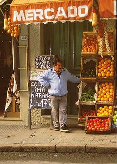 #pinoftheday #montevideo market, Montevideo, Uruguay