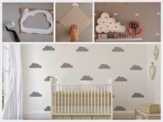 Estêncil para decorar paredes | Mamãe Plugada