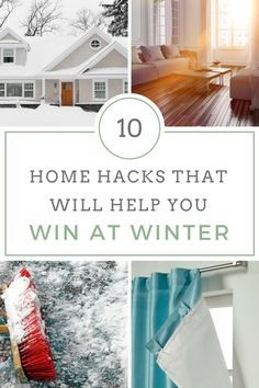 Okay, so after the holidays are over, winter is pretty much my least favorite holiday. Like ever. Fortunately, I know 10 great tips that will make your winter a whole lot easier.