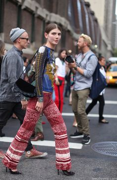 new york fashion week, fashion week, street style, women's fashion, women's accessories, ursina,