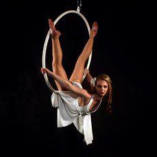 Jo - Aerial Silks & Hoop   London   UK