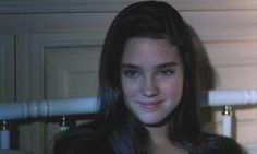 Picture of Jennifer Connelly Jennifer Connelly Young, Dame Diana Rigg, Olivia Hussey, Movie Blog, Vintage Beauty, Indian Beauty, Pretty People, Beauty Women, My Hair
