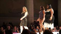 Tia Lyn Lingerie at Full Figured Fashion Week