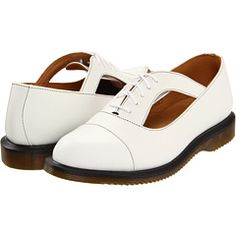 Dr. Martens - Carrigan Cut-Out Shoe... I would say Summer White but Buttercup would say too heavy so it must be Fall.