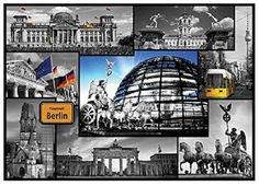 Berlin Collage 500 Piece Jigsaw Puzzle