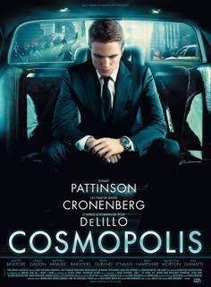 Cosmopolis de David Cronenberg
