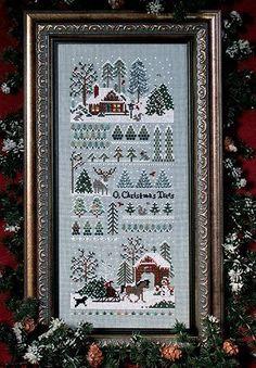 Sale On Selected Christmas Cross Stitch Patterns - 123Stitch.com