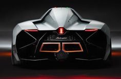 We said that Lamborghini were flamboyant with their designs and of course the Veneno was actually put into limited production, but they also celebrated their 50th anniversary with this crazy concept, the Lamborghini Egoista. Check it out... #spon #video