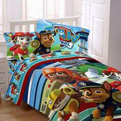 Nickelodeon Paw Patrol Twin/full Reversible Comforter Multi