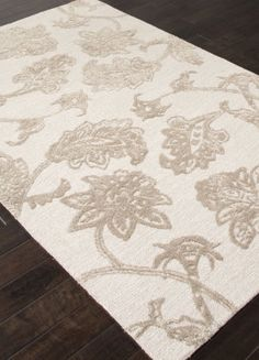 Addison And Banks Hand Tufted Abr1207 White Area Rug