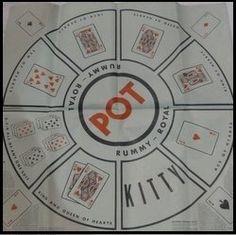 Rummy Royal Vintage Board Game