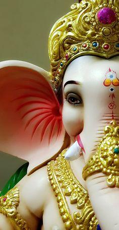 Ganesh Pic, Ganesh Lord, Shri Ganesh Images, Ganesha Pictures, Ganpati Bappa Wallpapers, Ganpati Decoration At Home, Allu Arjun Images, Baby Ganesha, Ganesh Wallpaper