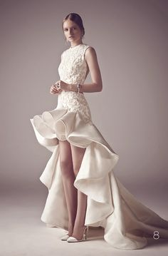 ASHI studio COUTURE FALL/WINTER 2014-15