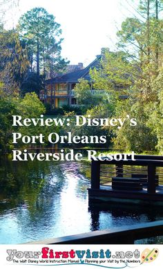 With more than 2000 rooms sprawling in two different sections around Disney's (man-made) Sassagoula River, Port Orleans Riverside is probably Disney World's best-loved moderate resort. Disney World Deals, Disney Hotels, Disney World Planning, Disney Vacation Club, Walt Disney World Vacations, Vacation Trips, Disney Honeymoon, Disney Parks, Riverside Resort