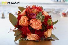 Netradiční svatební kytice. Vytvoříme pro Vás originální kytice v květinovém studiu AMMI v Brně. Unusual wedding bouquets. We will create an original bouquet for you in the AMMI flower studio in Brno.