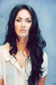 Want long gorgeous healthy hair like Megan Fox? Just Add Hair! Just Balmain Hair… Spring Hairstyles, Pretty Hairstyles, Braided Hairstyles, Black Hairstyles, Balmain Hair, My Hairstyle, Great Hair, About Hair, Hair Dos