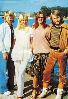 Bild av ABBA
