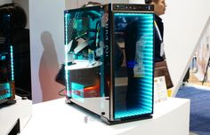 The world first saw the In Win 805 at Computex this past summer. Like most In Win chassis the 805 features and all aluminum exterior accented with copious amounts of tempered glass panels on the sides.…