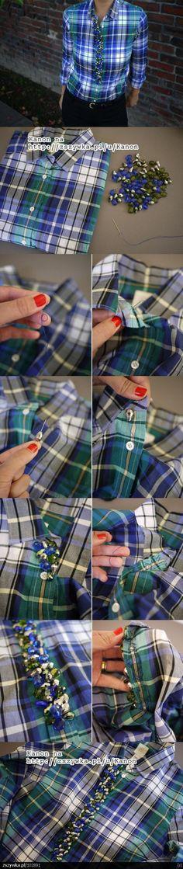 Giysi Süsleme Modelleri ,  #giysisüslemeyapımı #giysisüslemeyöntemleriteknikleri #kıyafetsüslemetaşları #kıyafetsüslemeteknikleri #kıyafetsüslemeyapımı , Sizlere sıkıldığınız , yenilemek istediğiniz kıyafetlerinizi nasıl süsleyebilirsiniz sorusuna karşılık birçok örnek hazırladık. Kıya... https://mimuu.com/giysi-susleme-modelleri/