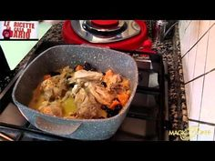 Pollo alla cacciatora in bianco preparato da Dario con Magic Cooker 223 - YouTube Magic Cook, Cacciatore, Biscotti, Cooker, Chicken, Carne, Evolution, Youtube, I Love