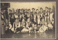 Carnaval da Sociedade Thalia - 1949 - Curitiba - VIRA-LATAS