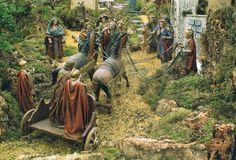 Belenes Laravid : Belenes 100x100 Artesanos en Barro - Belenes Laravid - Figuras de Navidad