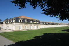 Corderie Royale in Rochefort, Charente Maritime