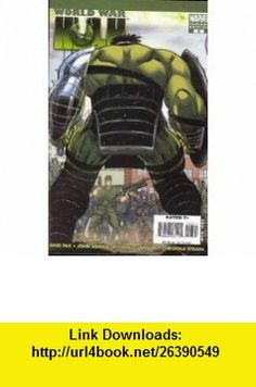 World War Hulk #3 Greg Pak, John Romita Jr., Cover by David Finch ,   ,  , ASIN: B000TRH8U4 , tutorials , pdf , ebook , torrent , downloads , rapidshare , filesonic , hotfile , megaupload , fileserve