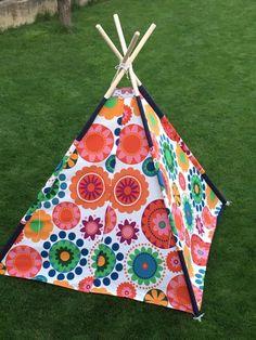 Návod na ušití dětského teepee Picnic Blanket, Outdoor Blanket, Picnic Quilt
