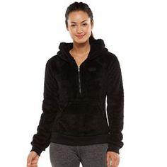 FILA SPORT® 1/4-Zip Fleece Hoodie - Women's