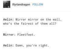 Fleetfoot Aelin