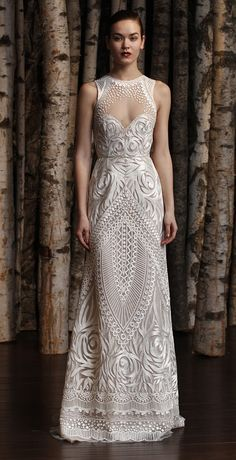 NAEEM KHAN BRIDAL GOWN