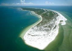 St Joseph Peninsula State Park, Florida