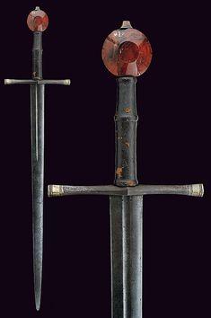 Espada tipo siglo XIV