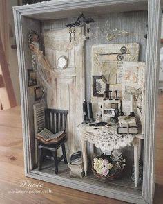 Miniature Room♡ ♡ By D'Taste blog