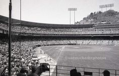Candlestick Park Photograph  Black and White  by untouchedtcphotos