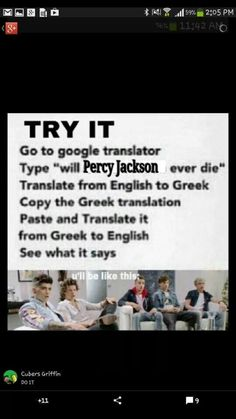 No need to worry guys! Google knows everything!!!TRY IT!!!don't put it in the comments please!
